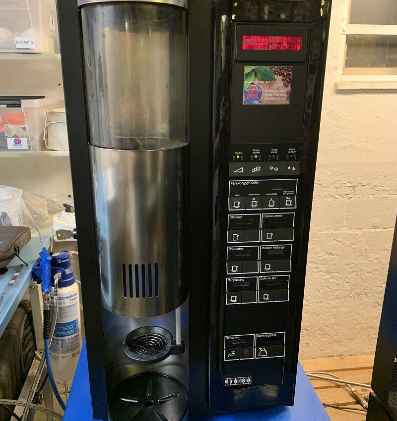 Kaffemaskin Beg. FB5100 bänk
