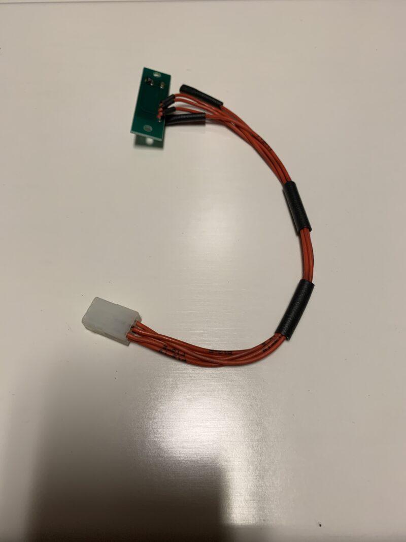 Allt För Kontor Tacometerkort med kabel